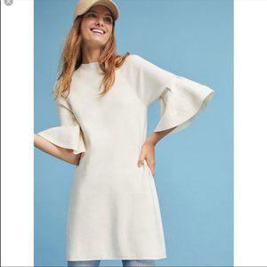 Anthr moth sweater dress